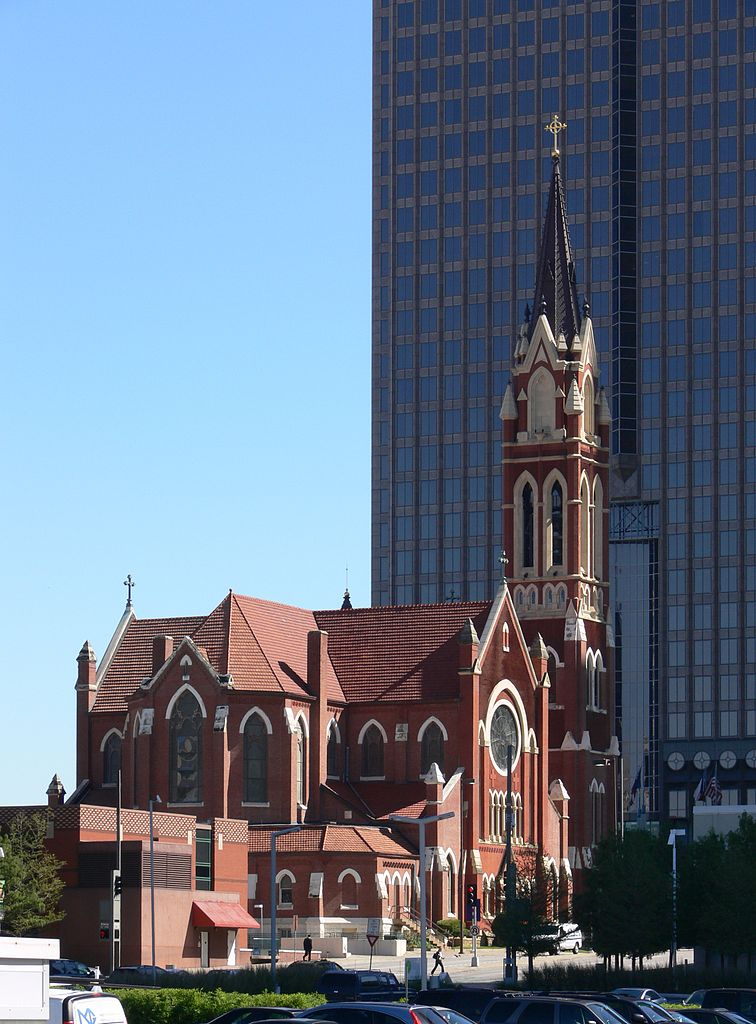 Cathedral Santuario de Guadalupe (Dallas, Texas)